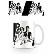 Star Wars Mugg I Love You