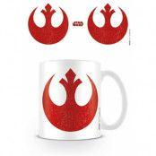 Star Wars Mugg Rebel Alliance
