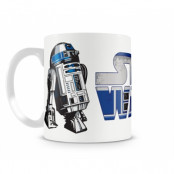 Star Wars - R2-D2 Coffee Mug, Coffee Mug