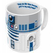 Star Wars - R2D2 - 2D Mug