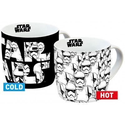 Star Wars - Stormtrooper Heat Change Mug