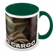 Star Wars The Mandalorian - Precious Cargo Mug 2