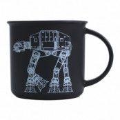 Star Wars Vintage Mugg AT-AT