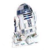 Star Wars R2-D2 Kartongfigur
