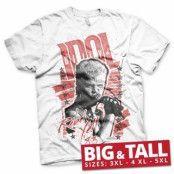 Billy Idol - Rebel Yell '83 Big & Tall T-Shirt, Big & Tall T-Shirt