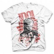 Billy Idol - Rebel Yell '83 T-Shirt, Basic Tee