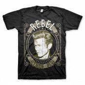 James Dean - Rebel Since 1931 T-Shirt, Basic Tee