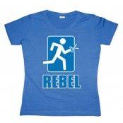 Rebel Girly Tee, Girly Tee