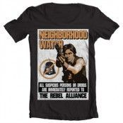 Star Wars - The Rebel Alliance Wide Neck Tee, Wide Neck T-Shirt