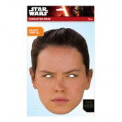 Star Wars Rey Pappmask - One size