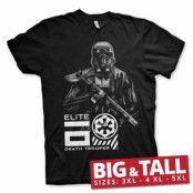 Elite Death Trooper Big & Tall T-Shirt, Big & Tall T-Shirt