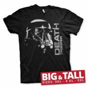 Rouge One Death Trooper Big & Tall T-Shirt, Big & Tall T-Shirt