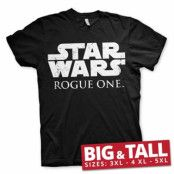 Star Wars Rouge One Logo Big & Tall T-Shirt, Big & Tall T-Shirt