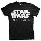 Star Wars Rouge One Logo T-Shirt