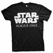 Star Wars Rouge One Logo T-Shirt, Basic Tee