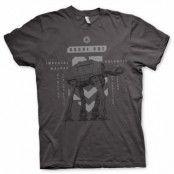 Star Wars Rouge One Walker T-Shirt, MEDIUM