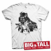 The Galactic Empire Big & Tall T-Shirt, Big & Tall T-Shirt