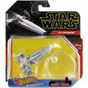 Hot Wheels Star Wars Starships - Sith Infiltrator