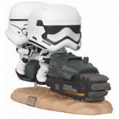 POP! Vinyl Star Wars - First Order Tread Speeder