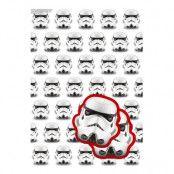 Presentpapper Stormtrooper