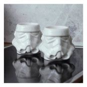 Stormtrooper Espressomuggar - 2-pack