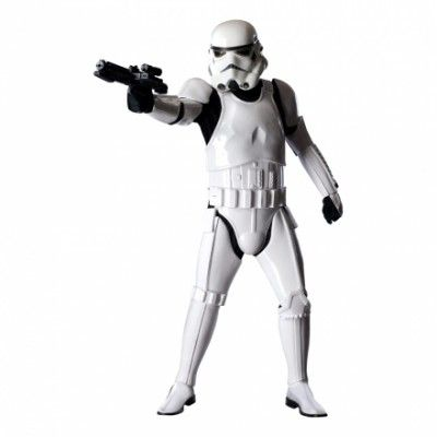 Stormtrooper Supreme Maskeraddräkt - Standard
