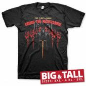 Star Wars IX - Crush The Resistance Big & Tall T-Shirt, Big & Tall T-Shirt