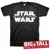 Star Wars - The Rise Of Skywalker Big & Tall T-Shirt, Big & Tall T-Shirt