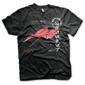 Star Wars - The Last Jedi SK RBL T-Shirt, Basic Tee