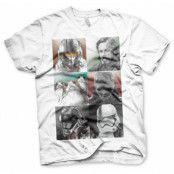 The Last Jedi Characters T-Shirt, Basic Tee