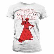 The Last Jedi Praetorian Guard Girly Tee, Girly Tee