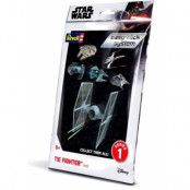 Star Wars - Level 2 Easy-Click Snap Model Kit TIE Fighter