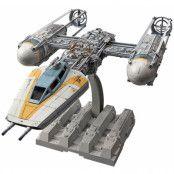 Star Wars - Y-Wing Starfighter Bandai Model Kit- 1/72