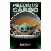 Baby Yoda, Maxi Poster - Precious Cargo