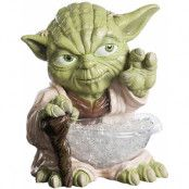 Licensierad Yoda Figur med Skål 36 cm