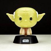 Star Wars Yoda Lampa