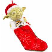 Star Wars - Yoda Plush Christmas Stocking