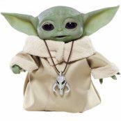 The Mandalorian, Talande och Rörlig Docka - Baby Yoda